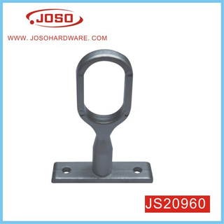 Factory Supply Wardrobe Rail Centre Bracket for Oval Clothes Bar