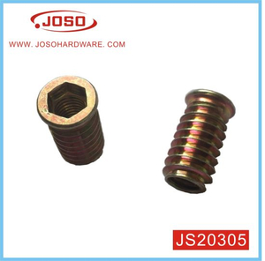 Hot Selling High Quality Metal Insert Nut for Wardrobe