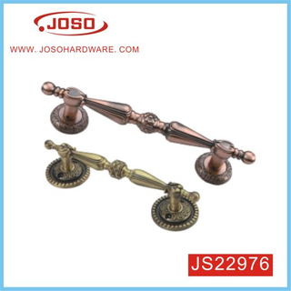 Europen Style Door Handle of Furniture Hardware for Kitchen Door