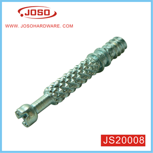 Steel Bolt Of Connecting Fitting For Office Furniture