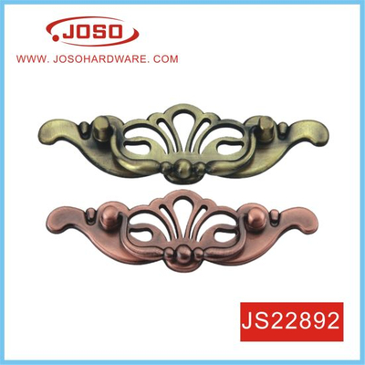 Flower Style Calssic Antique Copper Handle for Drawer