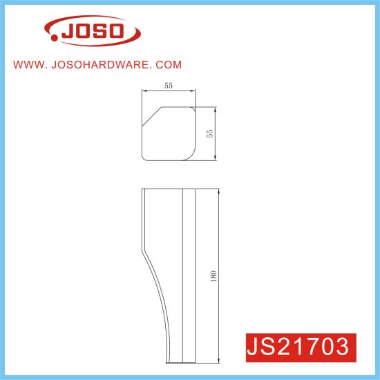 Wooden Sofa Leg for Furniture in House