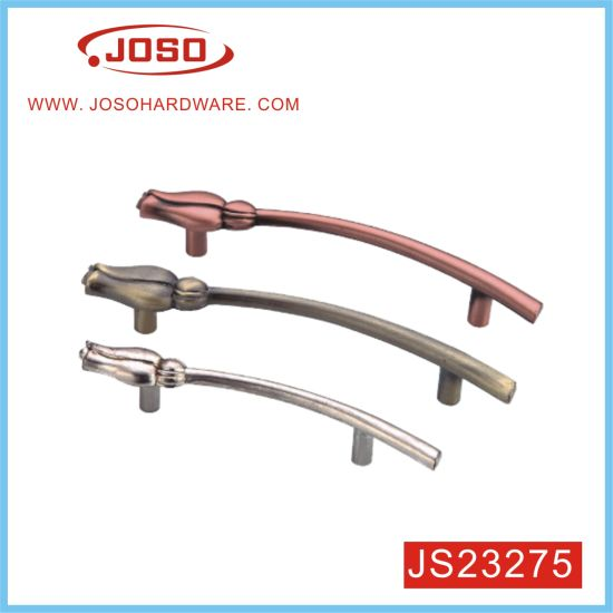 Art Decorative T Bar Furniture Pull Handle for Cabinet Door