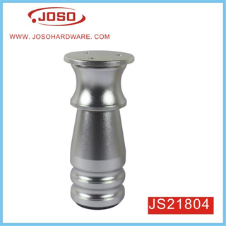 Silver Metal Furniture Leg for Cabinet and Sofa
