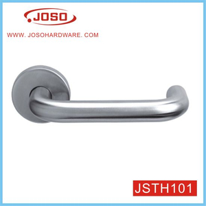 Modern Tube Lever Handle for Hotel Door