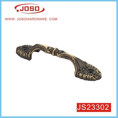 Retro Style Antique Brass Furniture Handle for Drawer