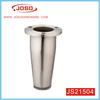 Cup Type Bright Chrome Finished Furniture Sofa Leg