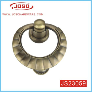 Small Round Noble Elegant Ring Style Handle for Cabinet