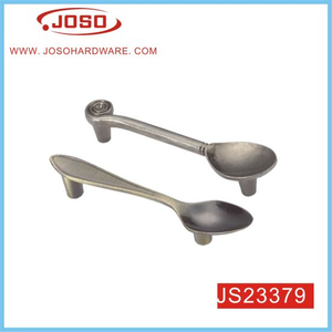 Popular Fork and Spoon Style Furniture Pull Handle for Kitchen Drawer