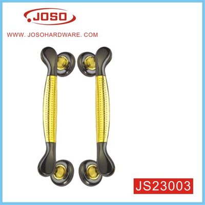 Gold and Black Domestic Handle for Inner Door