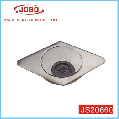 Diamond Wire Hole Cover for Computer Table