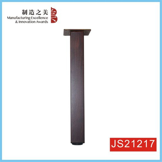 OEM Factory Square Metal Adjustable Furniture Restaurant Table Legs