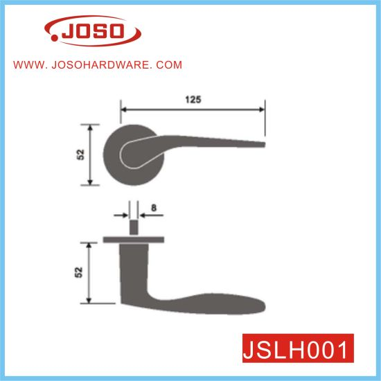 Popular Door Hardware of Lever Handle for Door
