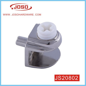High Quality Furniture Hardware of Glass Clip for Bookcase