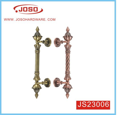 Noble Elegant Zinc Alloy Door Handle