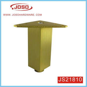 Popular Gold Aluminum Leg for Sofa and Cabinet