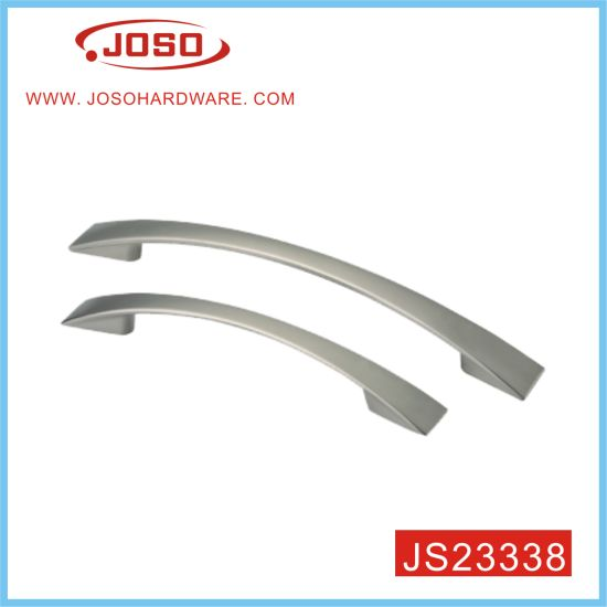 Brushed Bow Style Furniture Handle for Cabinet Door