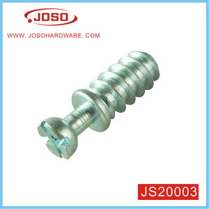 Steel Furniture Screw Of Hardware Accessories For Cabinet