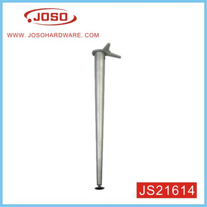 Different Colours Different Height Metal Furniture Leg
